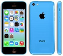 Gambar iPhone 5c Biru