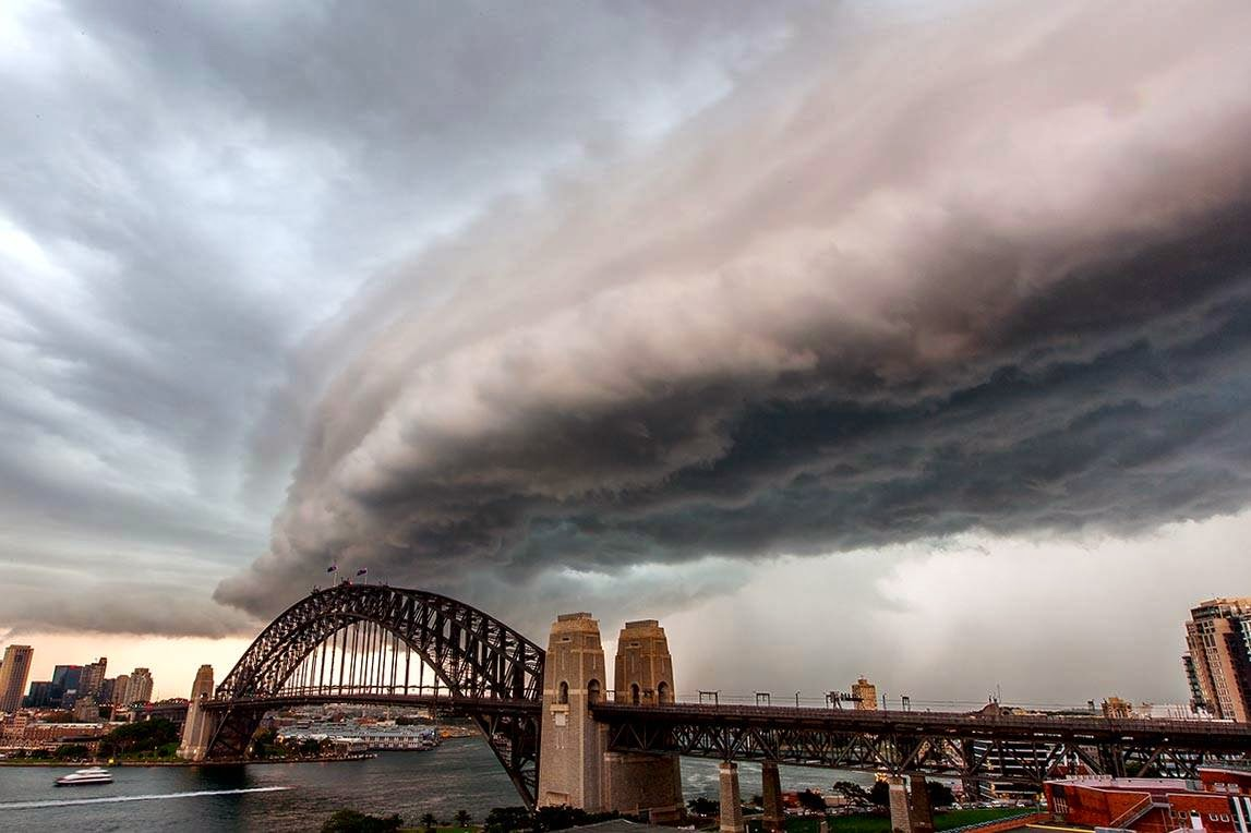 thunderstorms in sydney australia - photo#18