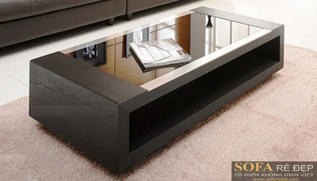 Bàn sofa gỗ BS012
