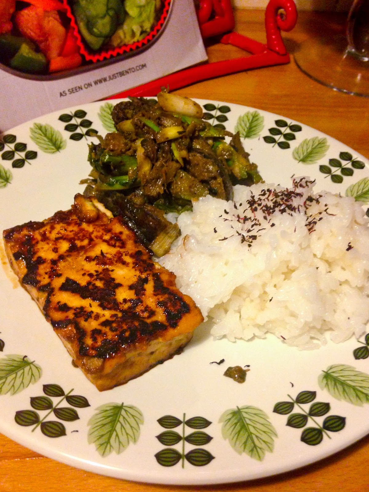 recipe for the teriyaki tofu 3 large firm tofu steaks