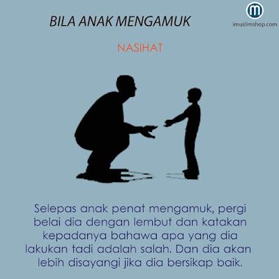 Jangan Stress Bila Anak-anak Mengamuk