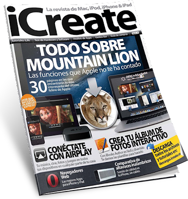 iCreate - Octubre 2012