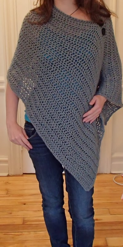 Skein and Dash: An Ode To The Poncho