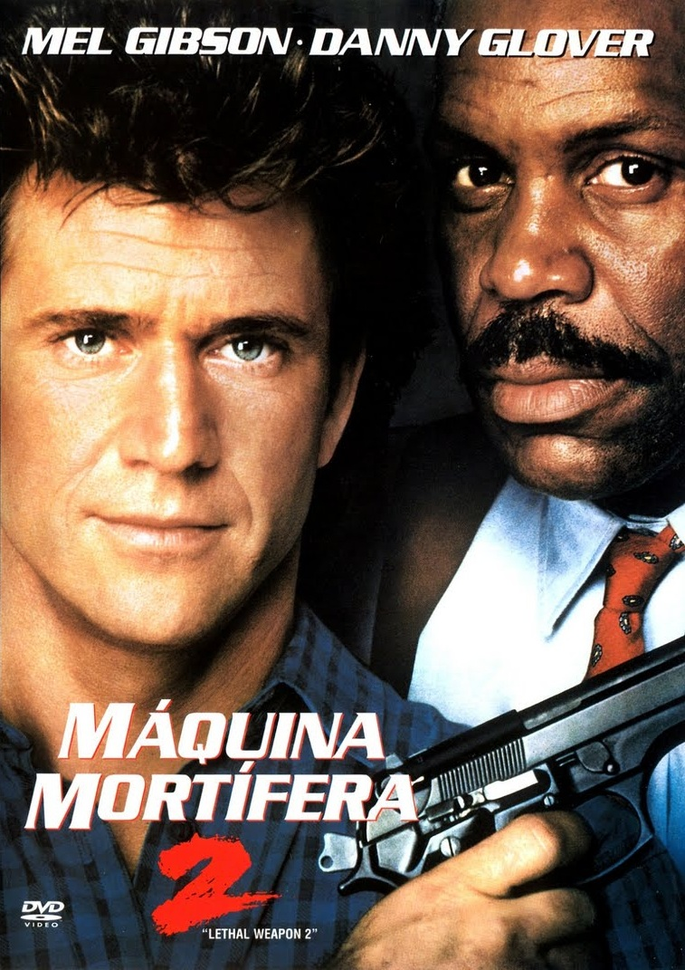 Máquina Mortífera 2 – Dublado (1989)
