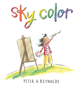 Cover of Sky Color by Peter Reynolds