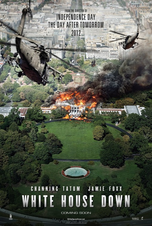 White House Down | Watch Movie Online Free