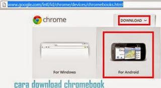 Gambar Cara Download Chromebook Untuk Windows