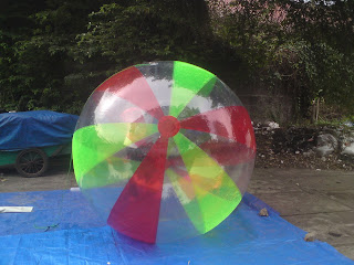 Water Ball Warna