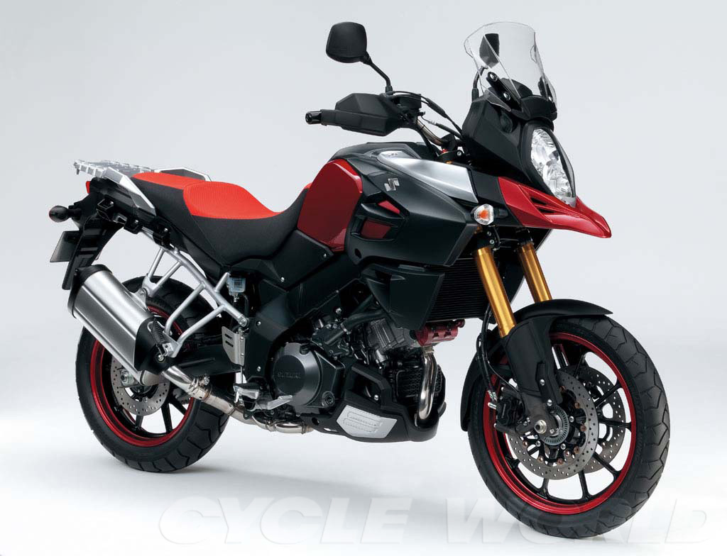 2014 Suzuki V Strom 1000 First Look   Inglis Cycle Center
