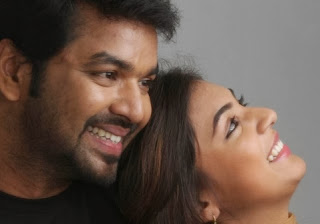 Nazriya's Romance with Jai
