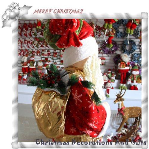 Christmas Giant Santa Figure Decor, Image
