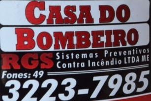PREVENTIVO CONTRA INCÊNDIO É NA CASA DO BOMBEIRO