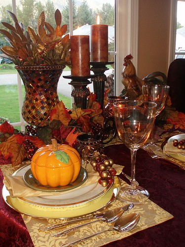 Diy By Design Thanksgiving Tablescape Ideas