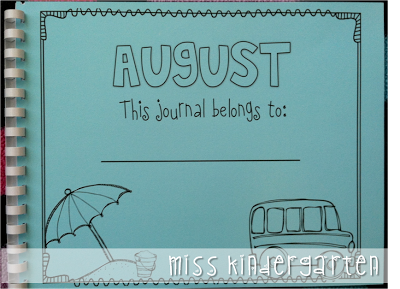 Monthly Journal Writing