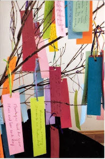 Sacred Threads Wish Tree