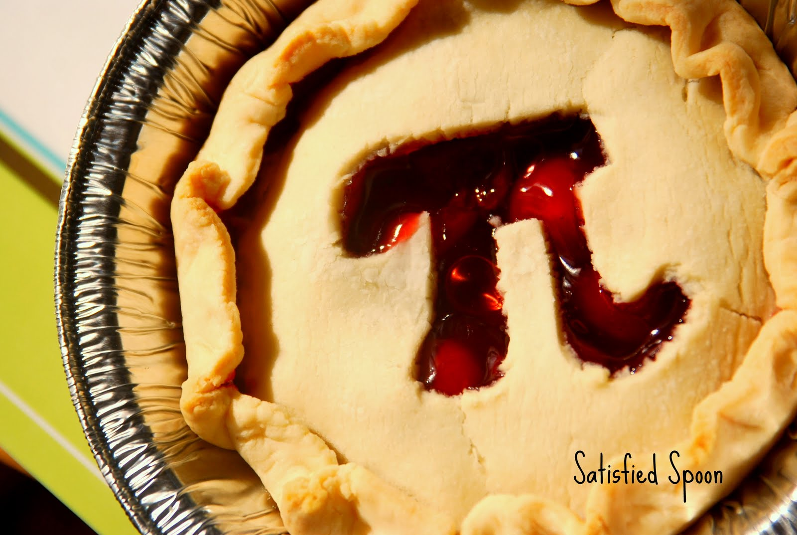 Cursive T Happy Day Of Pi