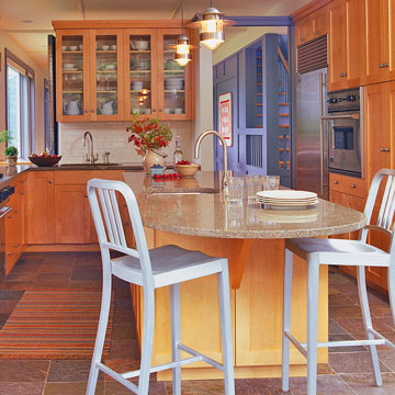 Kitchen Island Design Ideas Home Appliance