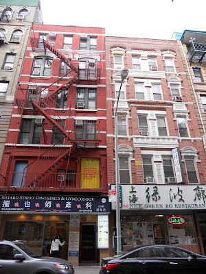 NYC Chinatown