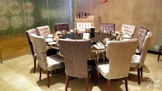 Private Function Rooms at Four Seasons Buffet and HotPot