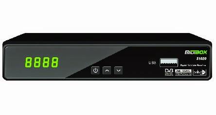 NOVA ATUALIZAÇÃO MIUIBOX S1020 KEYS 30W E 61W 26/02//201