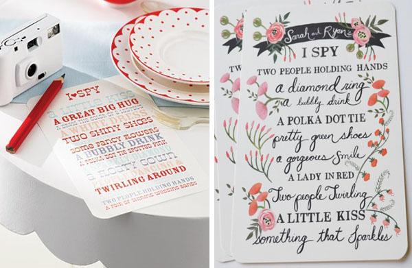 giochi per intrattenere gli ospiti a un matrimonio