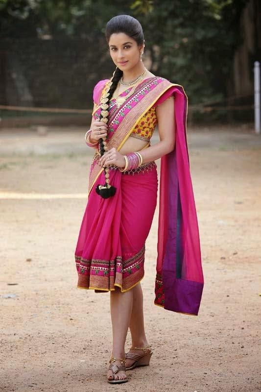 Craftsvilla Anarkali Dress as well Saree South Indian Village Girl in ...
