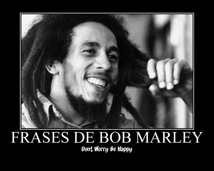 10 Frases De Bob Marley Que Inspiran   Reenv  Ame