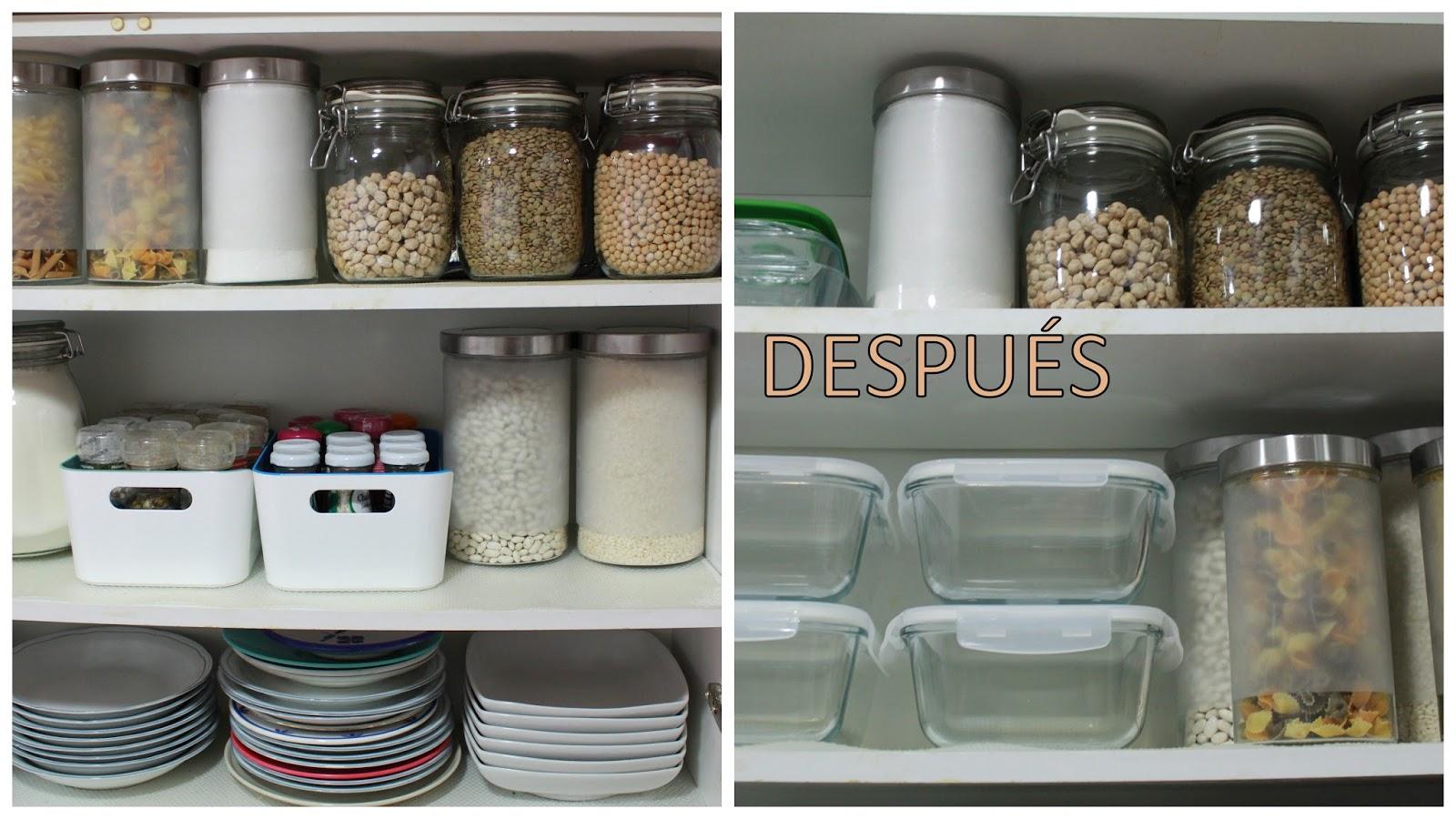 Lazy blog ya iba siendo hora de poner orden en la cocina - Orden en la cocina ...