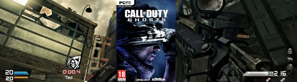 Call of Duty Ghosts Free Download Full Version PC Torrent COD Crack