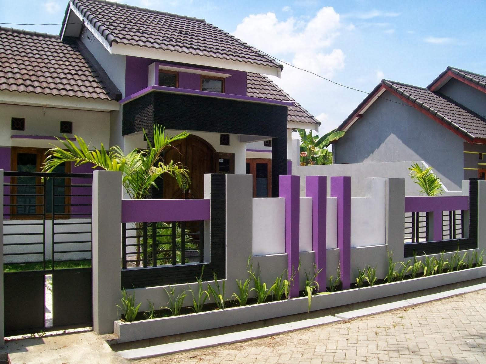 desain rumah type 100