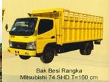 BAK BESI RANGKA MITSUBISHI FE 74 HD