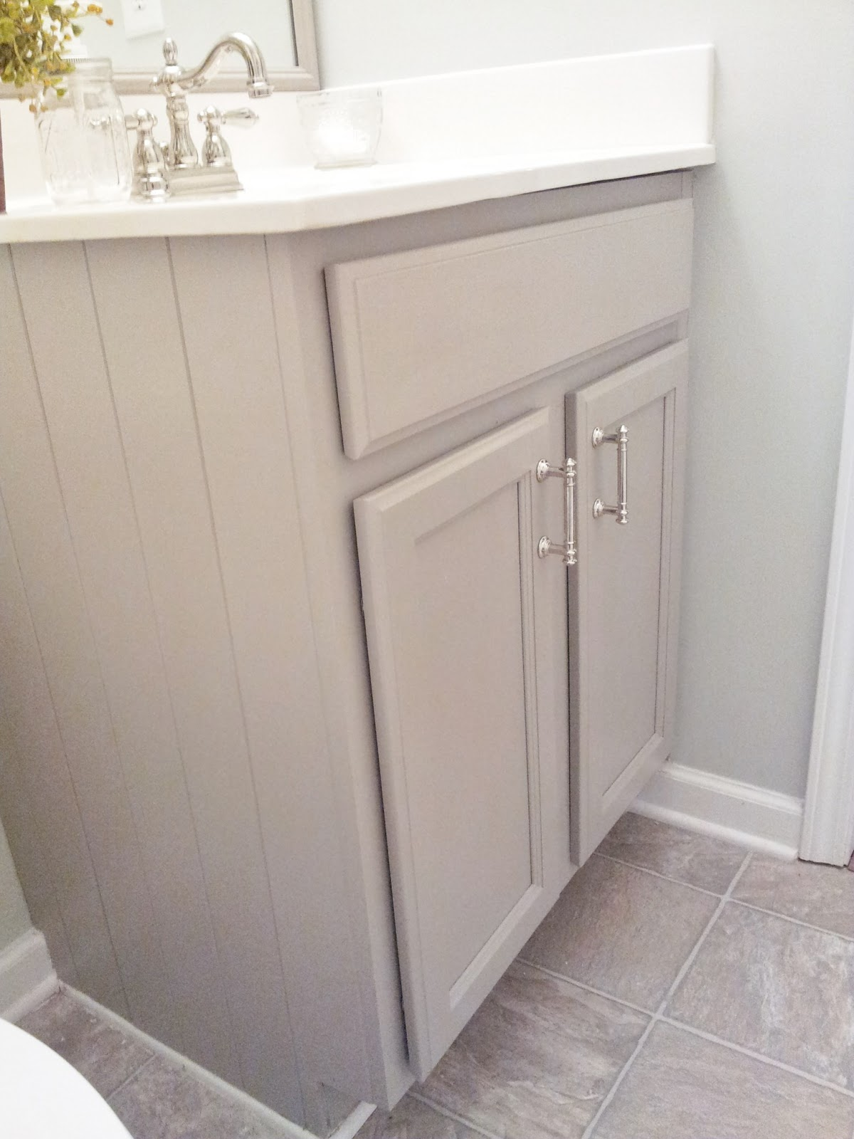 Southern Grace: Guest Bathroom Reveal