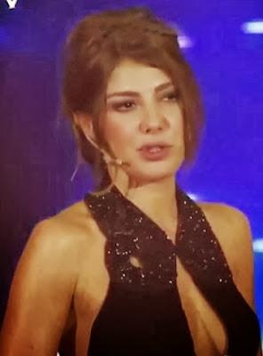 turkish tv presenter sacked over dress