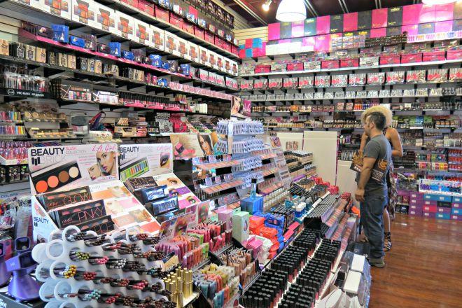 Makeup stores near me