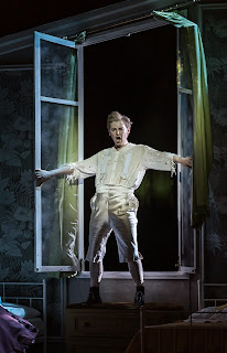 Peter Pan in Cardiff - Iestyn Morris (Peter Pan) - Credit: Clive Barda