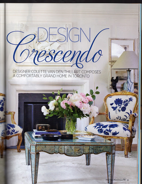 2012 Decorating Ideas: It's All about Blue & White | BlogHer