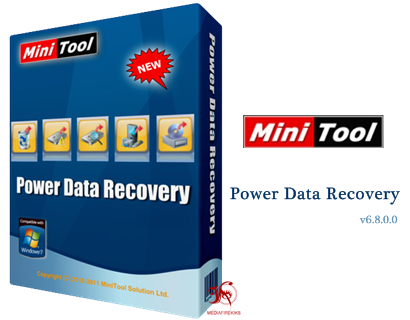 برنامج Mini-Tool Power Data Recovery