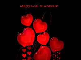 Tendre message d'amour tu me manque mon amour