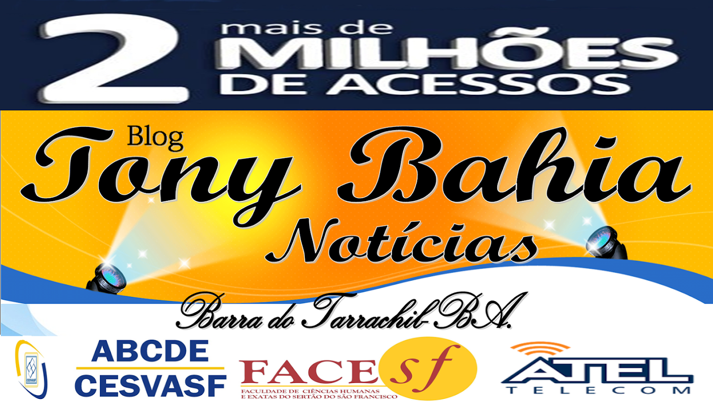 Tony Bahia Notícias