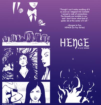 HENGE Art: