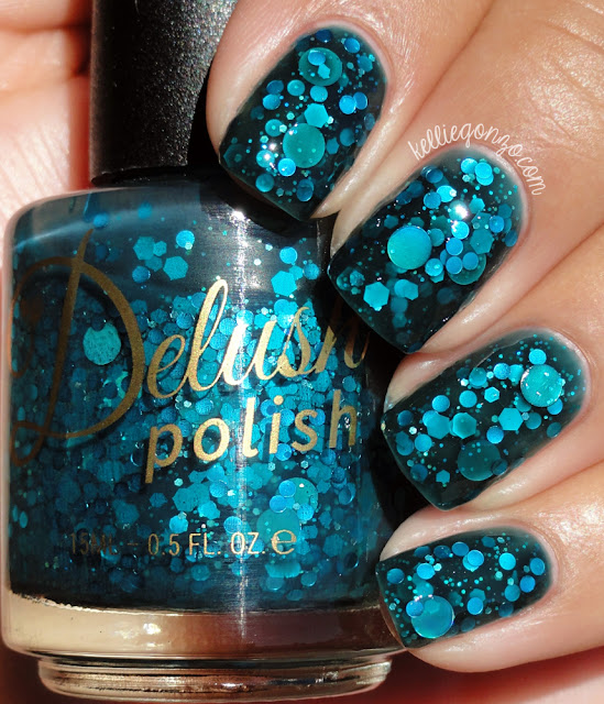 Delush Polish A Night In the Asylum