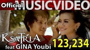 Ksatria Band feat Gina youbi 2Racun - 123 234