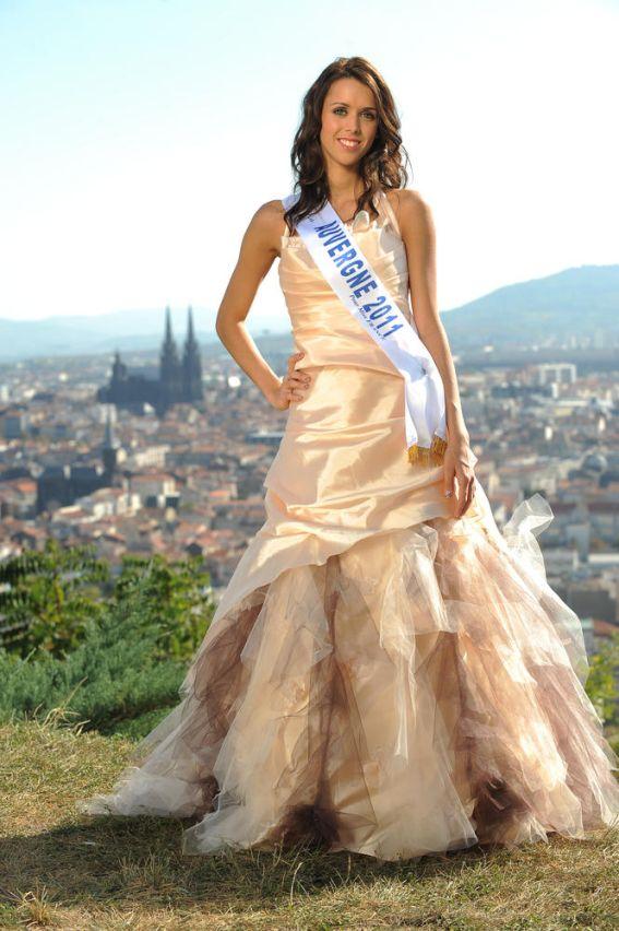 Miss Auvergne-Celia Goninet
