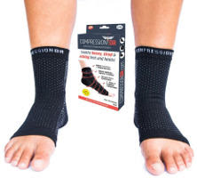 Foot Sleeves by CompressionDR
