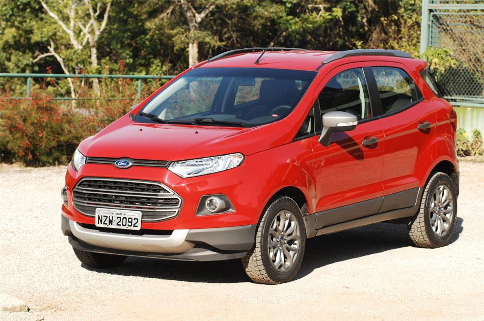 Todo sobre la nueva Ford EcoSport 2013 para Argentina Fotos