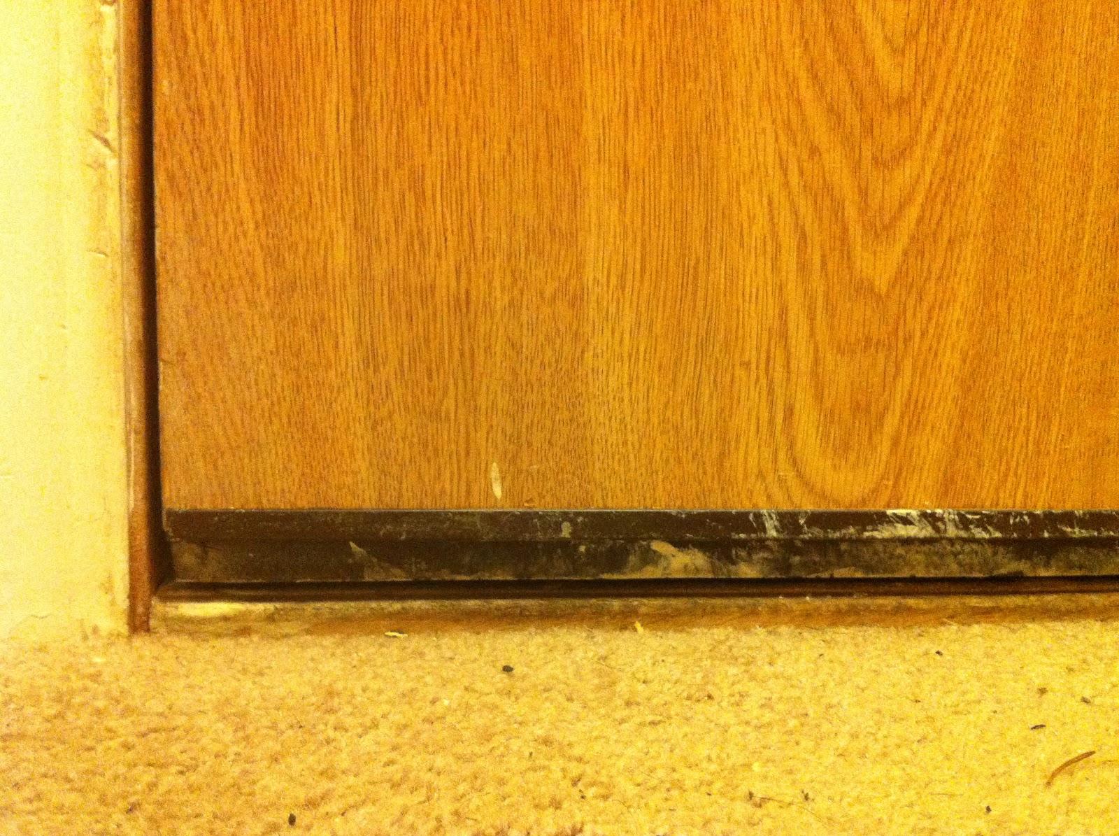 Building the space between door buster for 12 gauge door buster