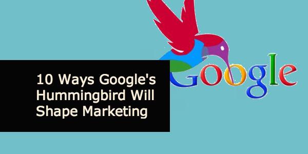 Google's Hummingbird