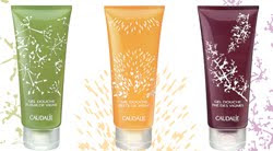 New selection of Caudalie shower gels to launch