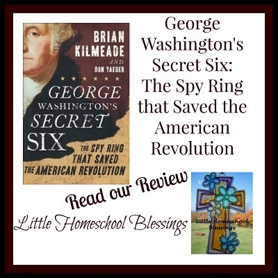 Good Books About The Culper Spy Ring