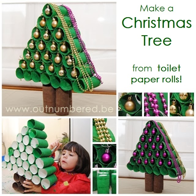DIY Christmas Trees Ideas - DIY Craft Projects